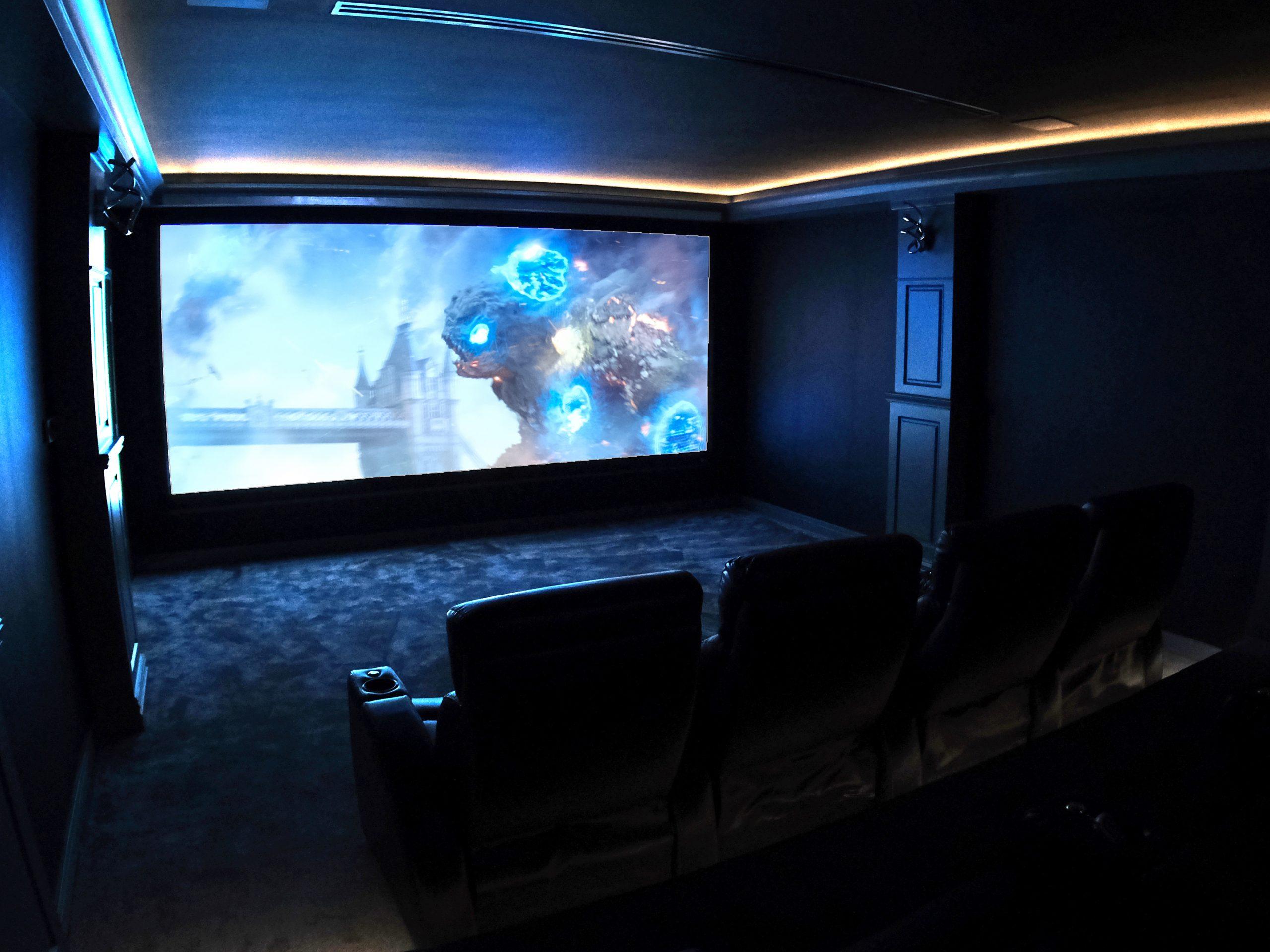 Home Cinema Installation Knutsford, Cheshire, North West See-AV