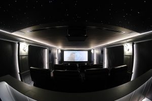 Home Cinema Installation, Lancashire