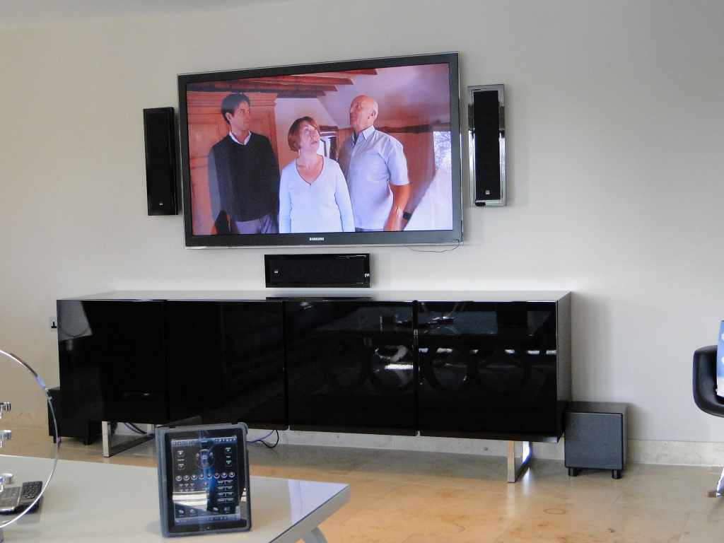 Crestron Home Automation System See-AV