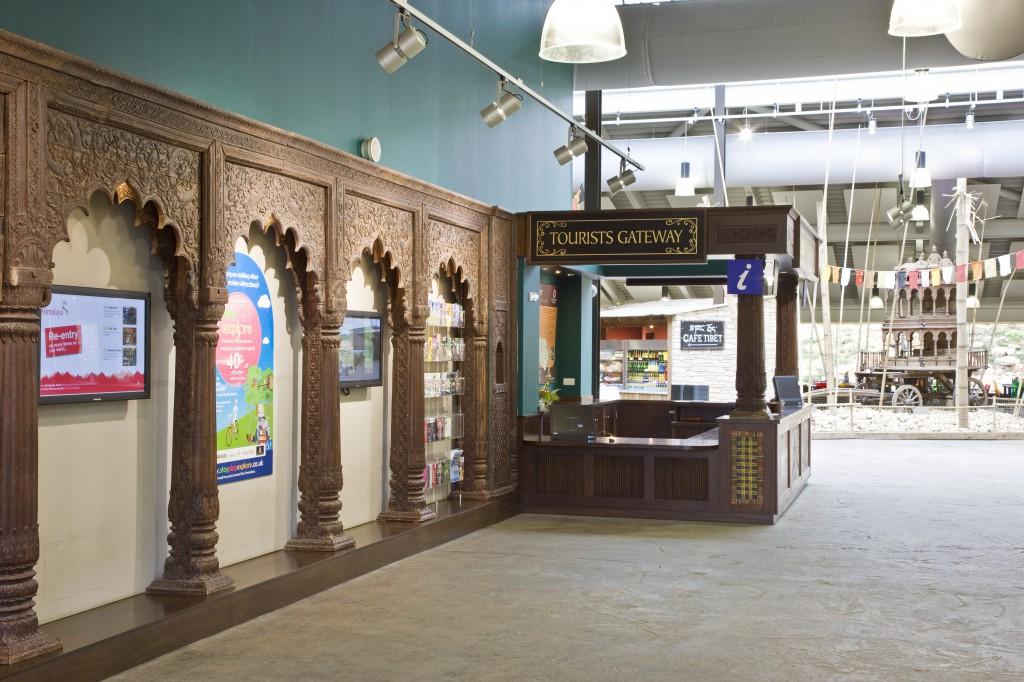 Twycross Zoo AV and Lighting Control See-AV