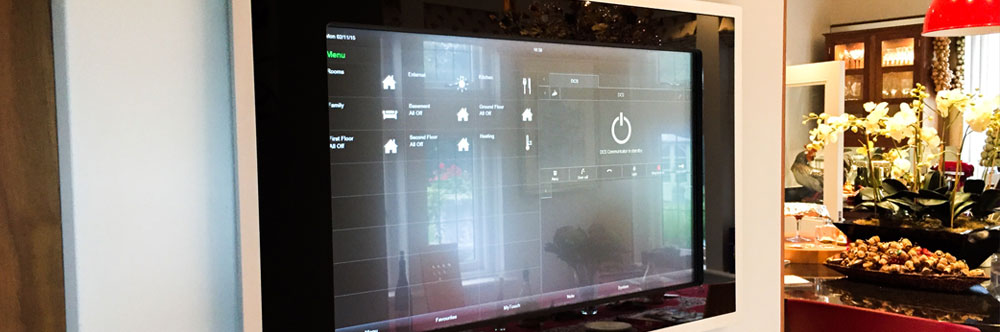 Home Automation installation Knutsford, Cheshire, North West See-AV