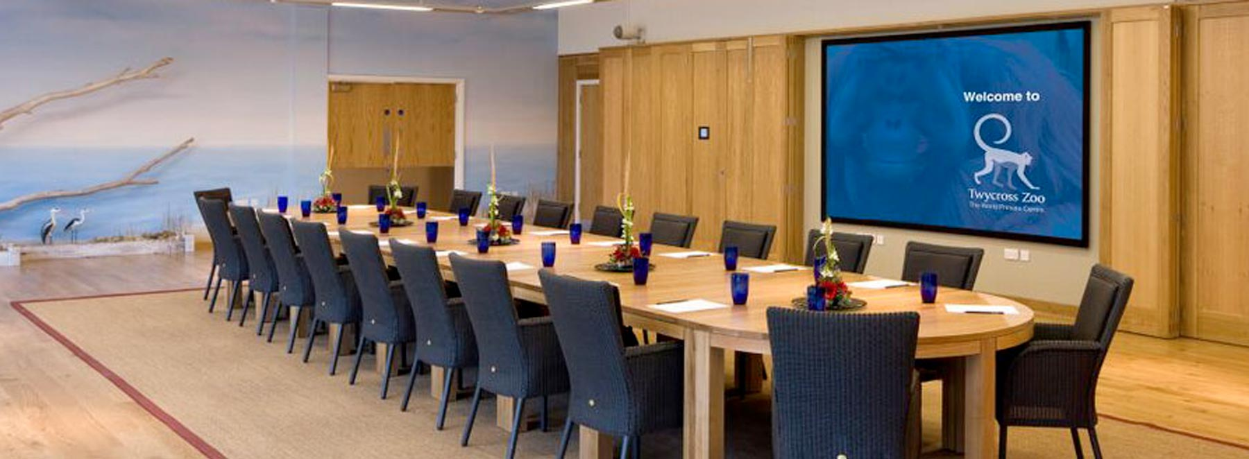 Boardroom AV Installation