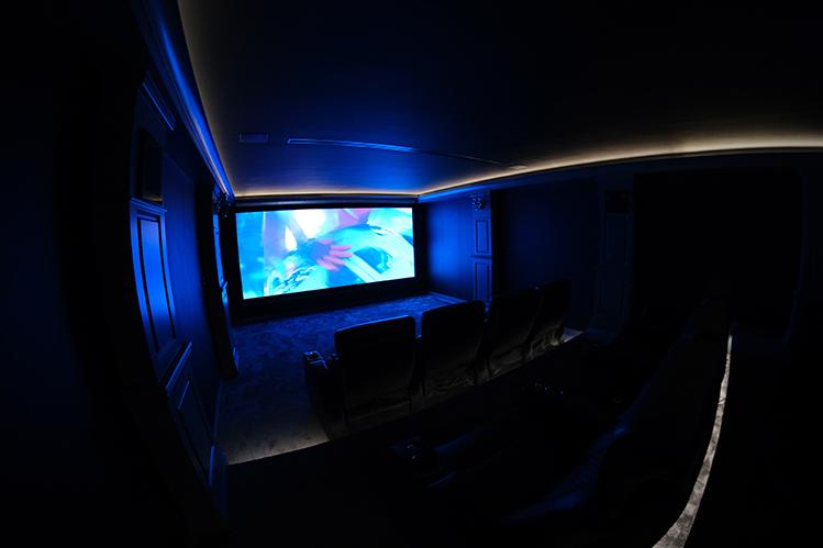 Home Cinema Installation