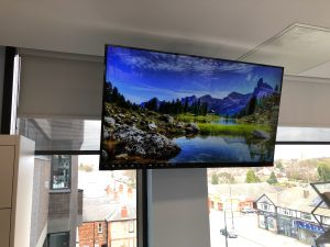 digital signage installtion