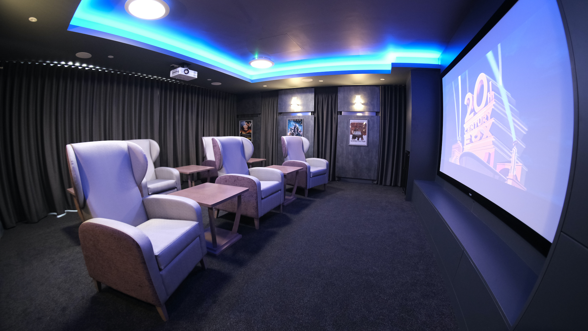 home cinema system installers