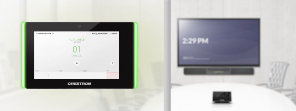 What can our Crestron meeting rooms do for you and your business? See-AV