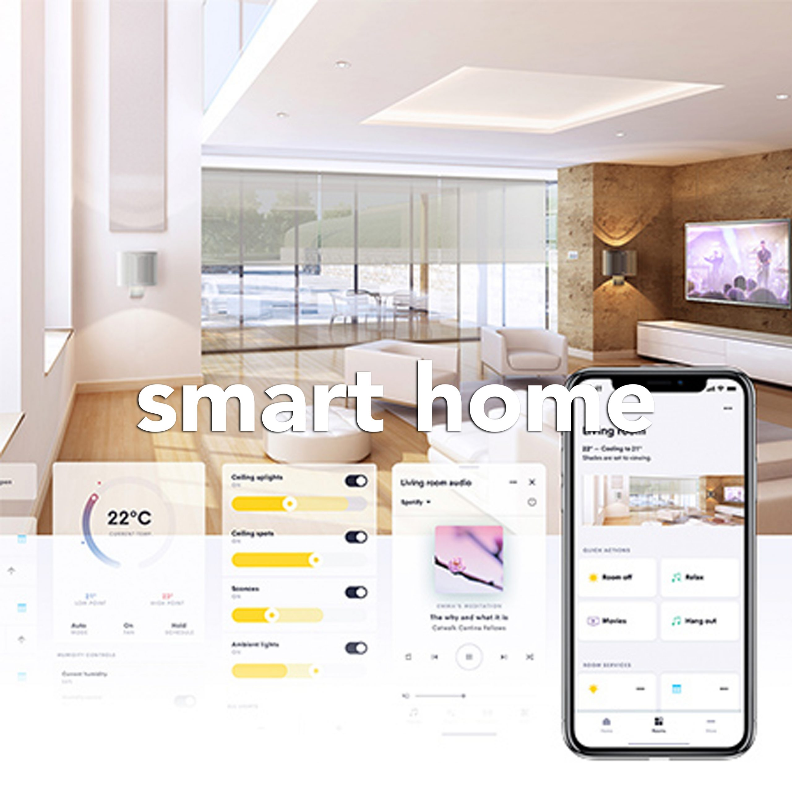 smart home specialists