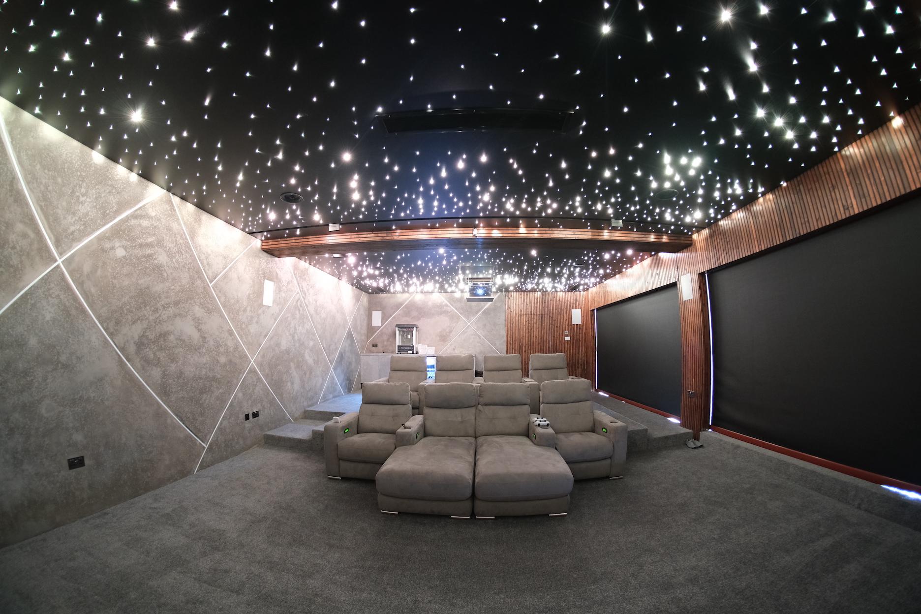 Home Cinema Installation See-AV