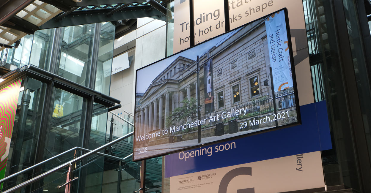 Manchester Art Gallery See-AV